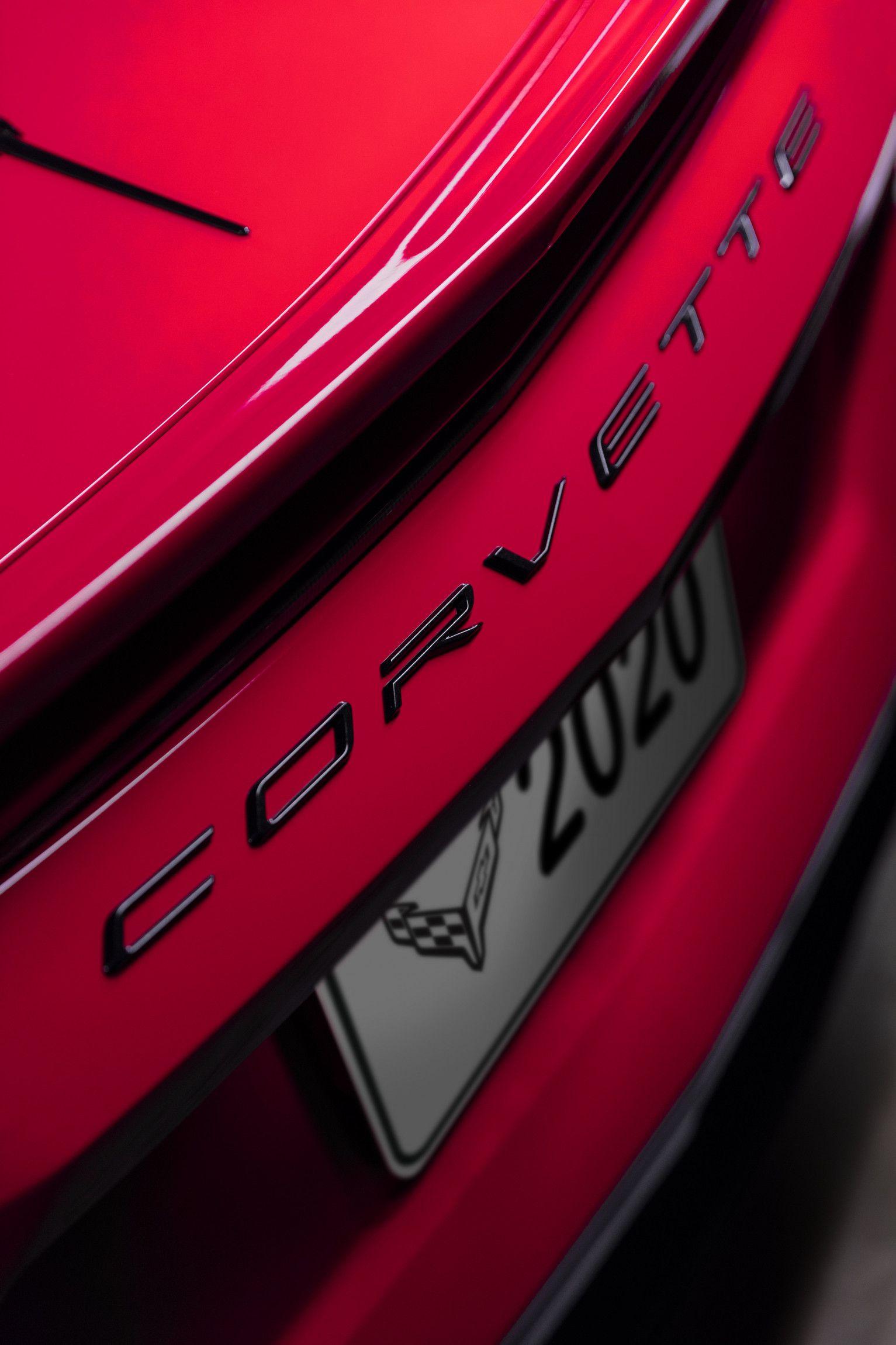 Zora S Dream Fulfilled Chevrolet Unveils 2020 C8 Corvette