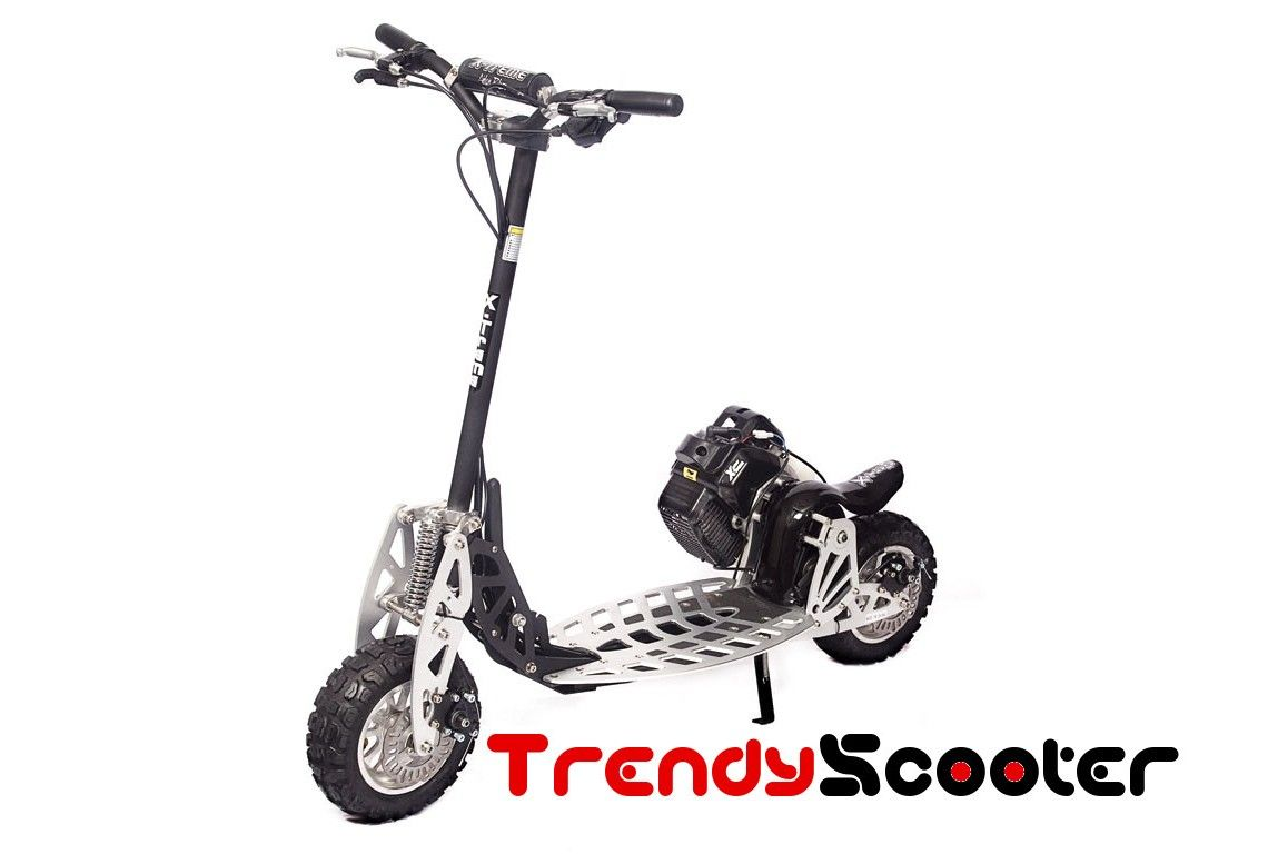 Trendy Gas Scooters