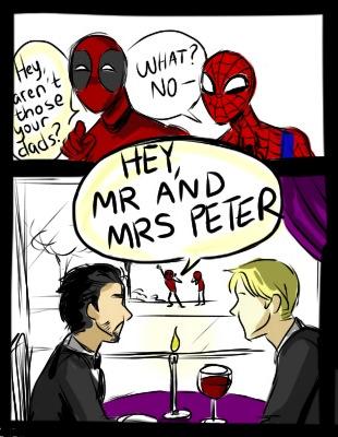 Spiderman X Elsa : spiderman, Regina, Spideypool,, Deadpool, Spiderman,, Superfamily, Avengers