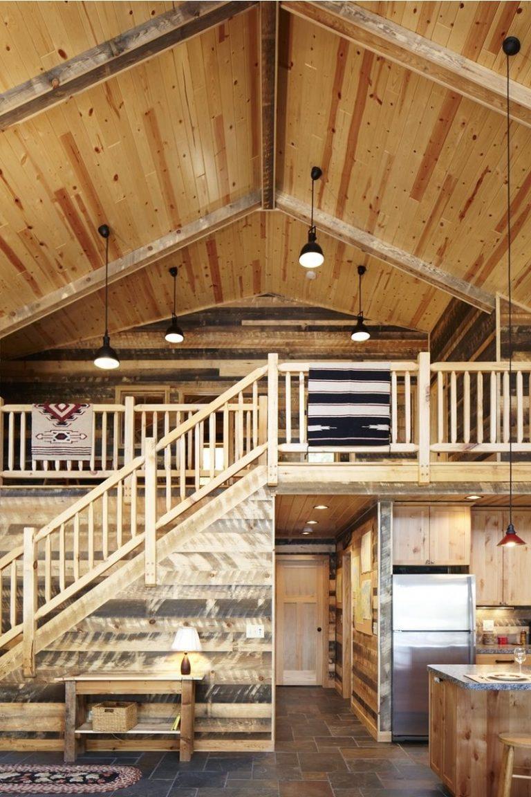 Barndominium With A Loft by Saba Ideas | House plan with ...