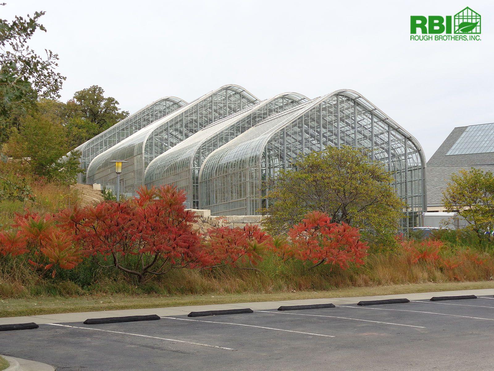The Marjorie K. Daugherty Conservatory Opens Saturday, October 11 at Lauritzen Gardens