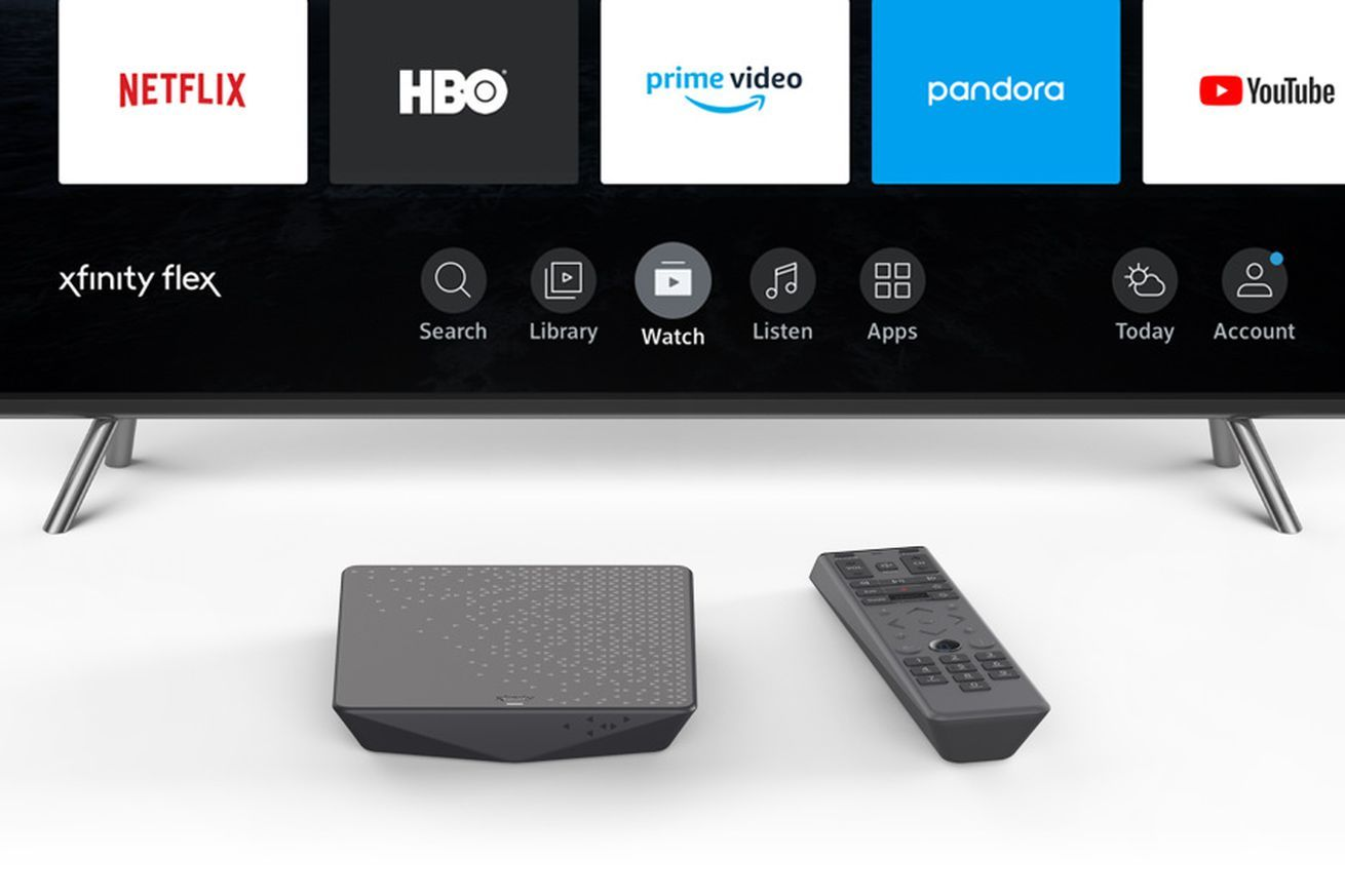 Comcast's 'free' streaming box actually requires an