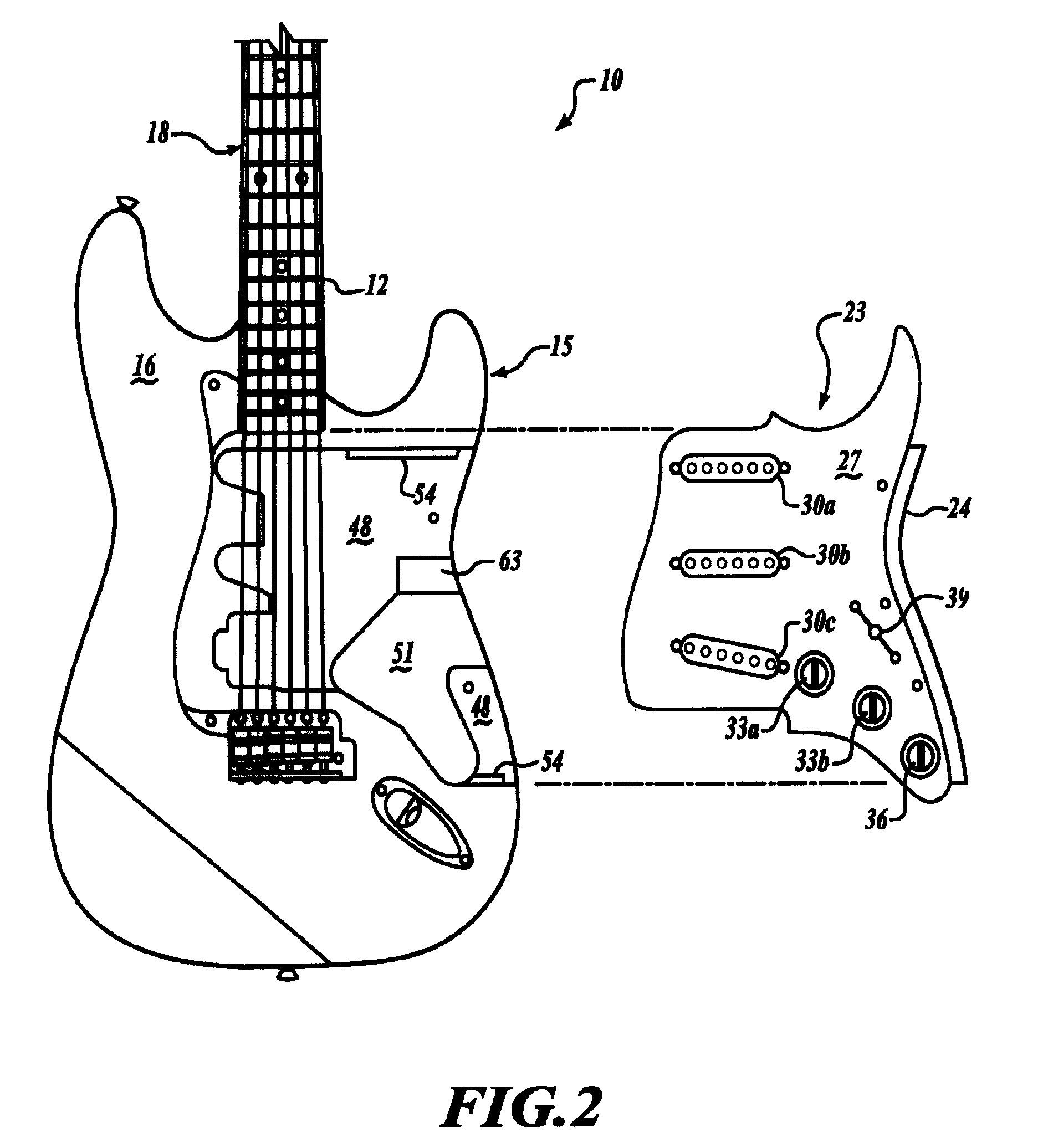 30 Wiring Diagram For Electric Guitar