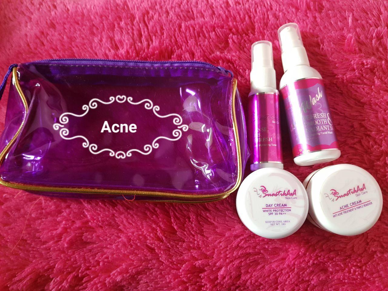 Acne Pro by Suastikana Skincare Cream Jerawat Produk