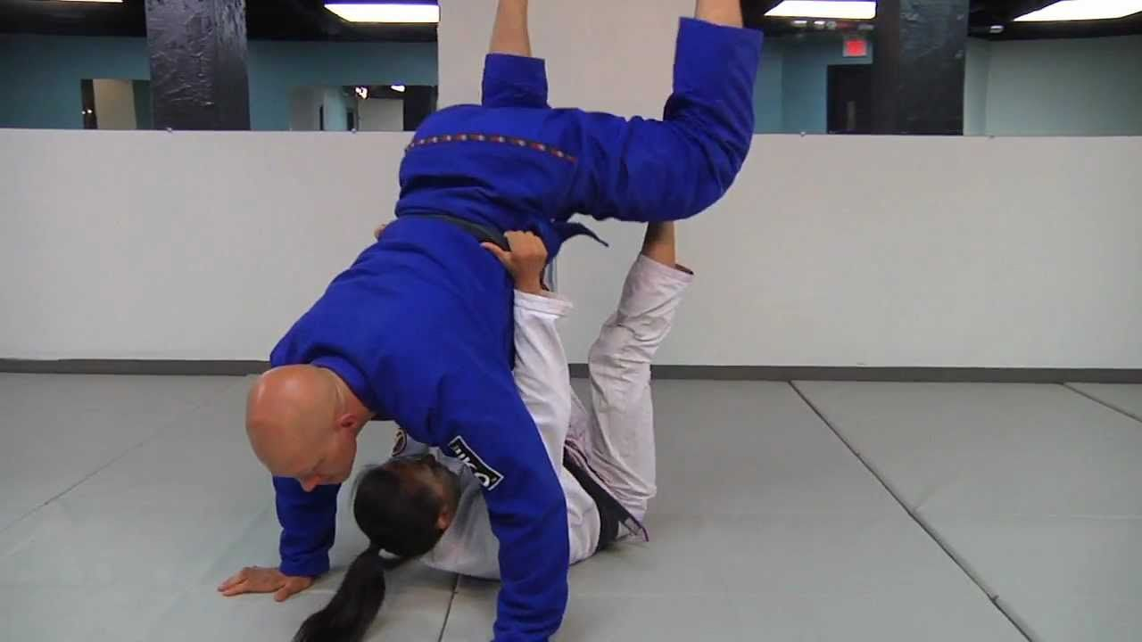 How to Develop Explosive Butterfly Guard or Seated Guard Sweeps