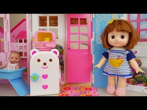 Baby doll and Washing machine toys play - YouTube | Ανοιξη ...