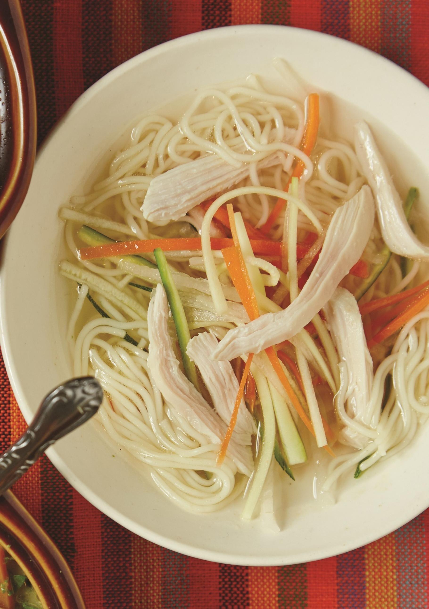 Make the Best Chicken Soup 4 Ways.