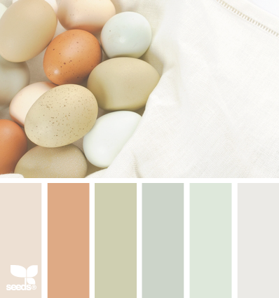 fresh tones - this would make a fabulous quilt color combo