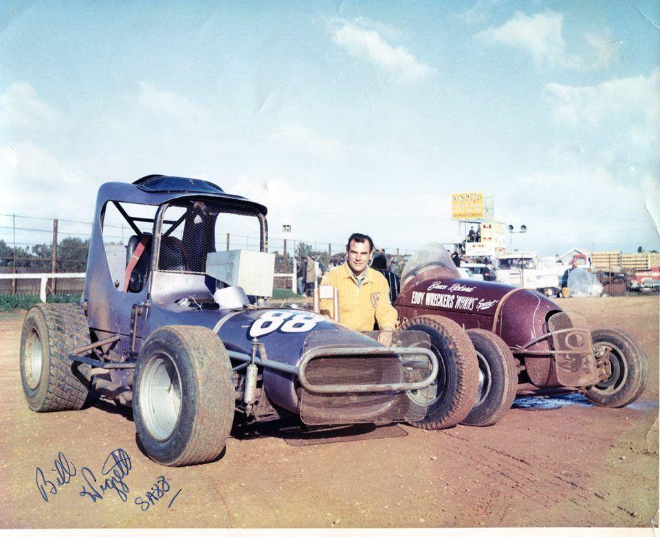 An Australian Legend Bill Wigzell SA88 Old race cars