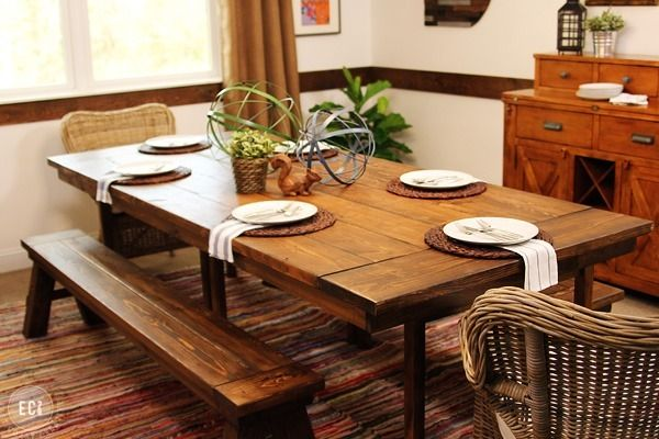 Home staging tip: help buyers imagine hosting a dinner party in