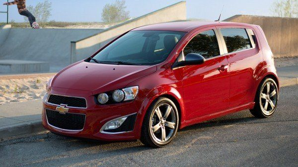 2014 Chevrolet Sonic Rs Carros