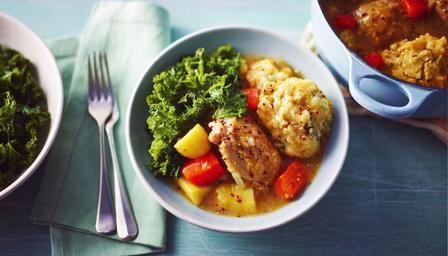 Somerset chicken casserole with sage dumplings opskrift forumfinder Choice Image