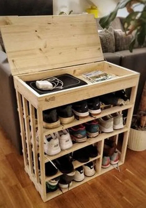 52 Brilliant Shoes Storage Ideas On A Budget Homedecor