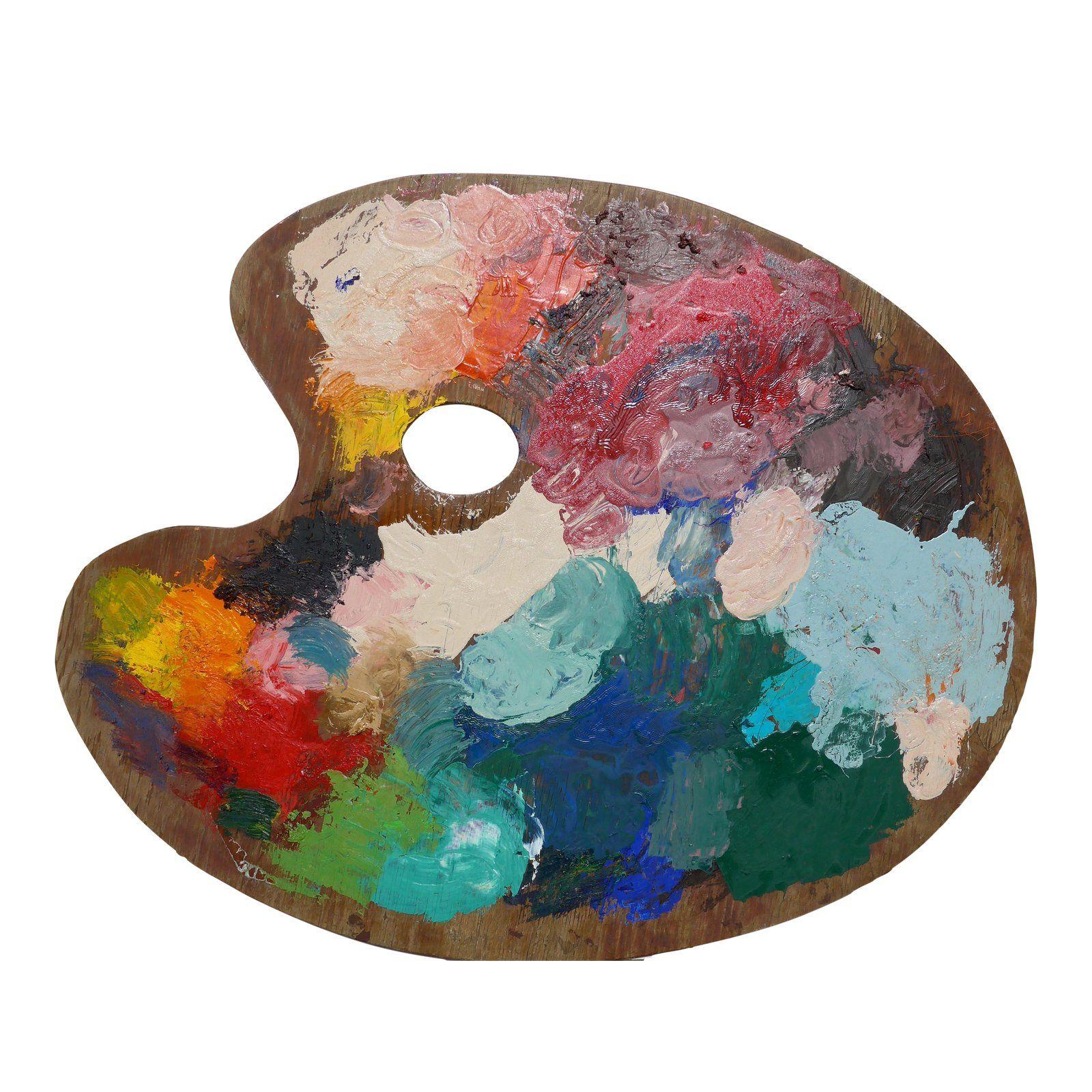 Extra Large Artist Palette For Sale Artist Palette Art Artist