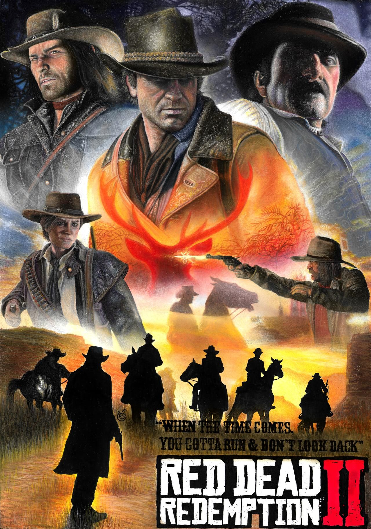 Red Dead Redemption II by Yankeestyle94 on DeviantArt