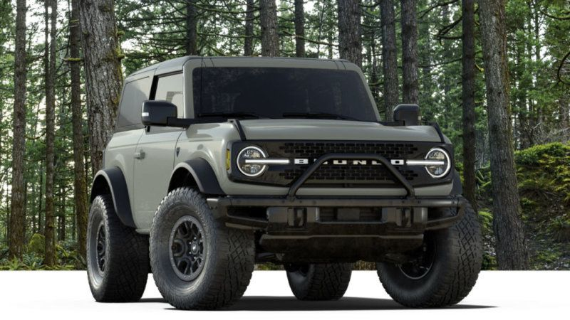 2021 Ford Bronco First Edition Production Doubled In 2020 New