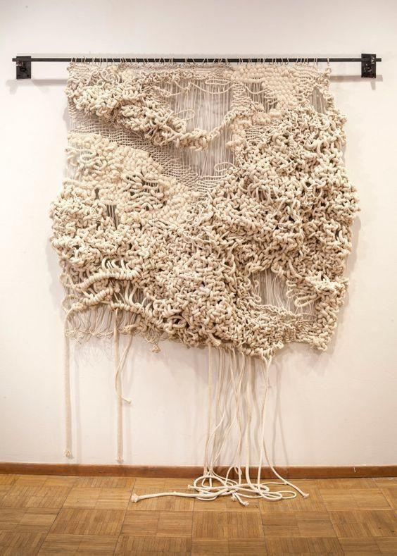 Random Inspo Wall Hangings 纖維 Escultura Textil El