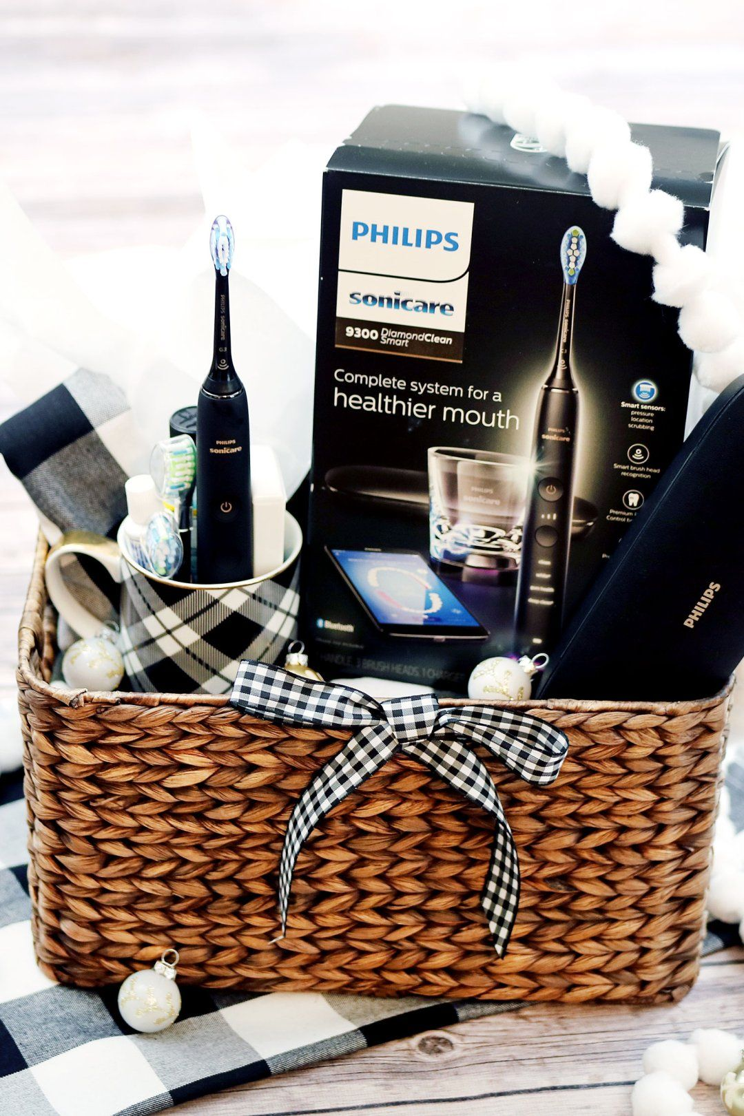 Gift your Tech Savvy guy with the Philips Sonicare