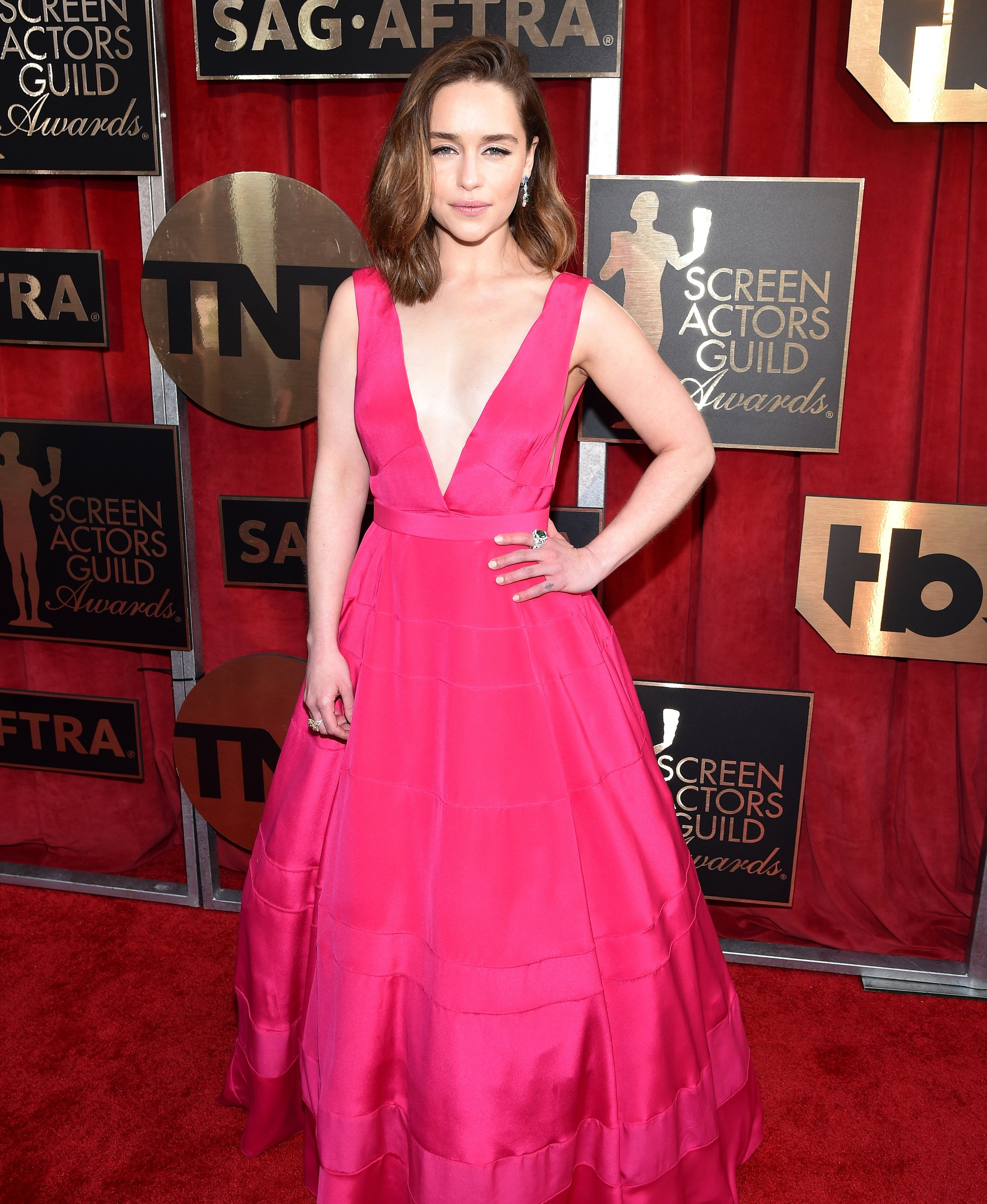 SAG Awards 2016: Fashion—Live From the Red Carpet | Redecilla