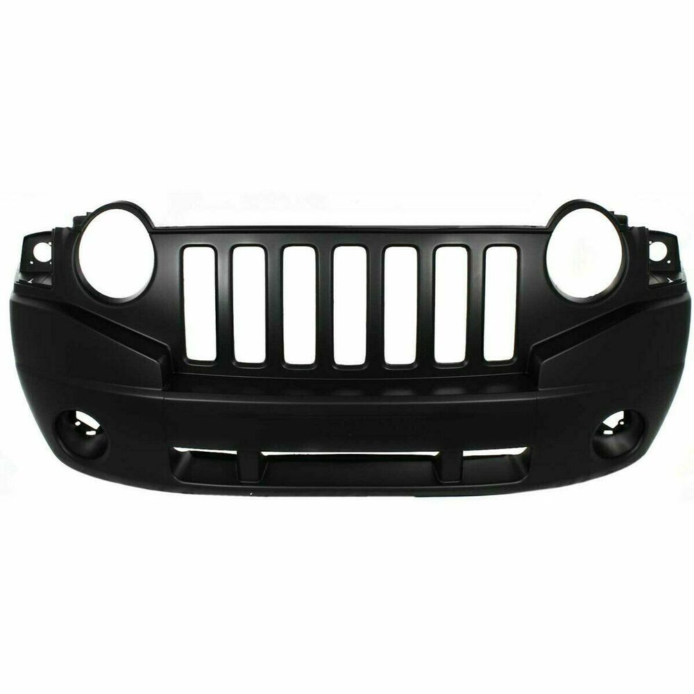 New Bumper Cover Primed Front For Jeep Compass 2007 2010 Ch1000905 4 Door Keystoneautomotiveoperations 2010 Jeep Compass Jeep Compass Jeep
