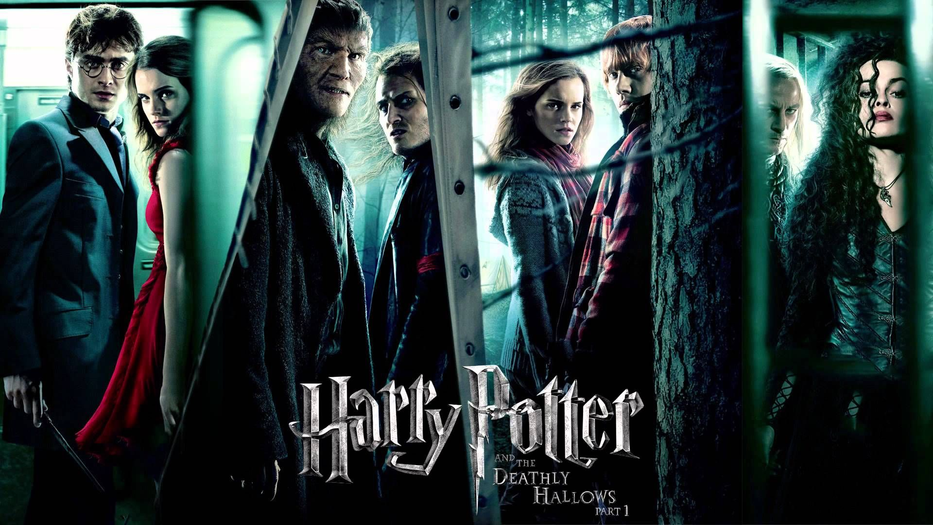 Full Soundtrack Harry Potter And The Deathly Hallows Part 1 Harry Potter Quiz Deathly Hallows Part 1 Weasley Harry Potter