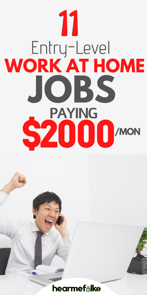 11 Online Jobs That Pay $20 an Hour [Hiring Now!]