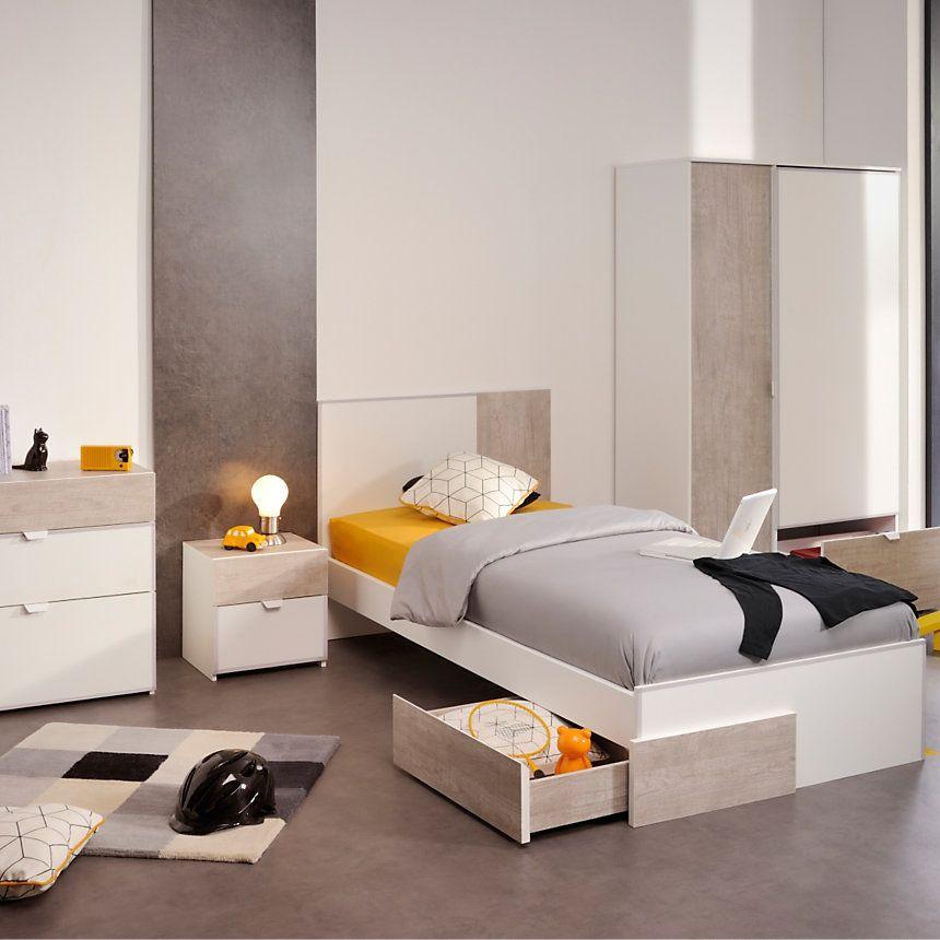 Lit Pacome Camif Fr Mobilier Lit Chambre Enfant Lit Design
