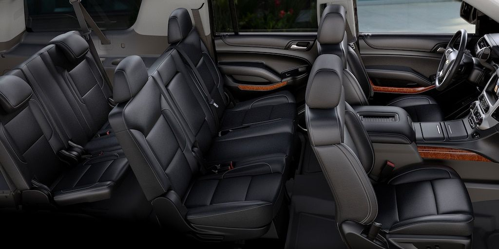 2020 Suburban Large Suv Interior Seating In 2020 Chevy Suburban Large Suv Chevrolet Suburban