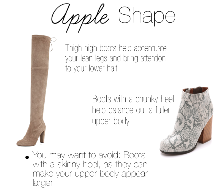 711395cb83c The Best Boots for Your Body Shape! - The Style Contour