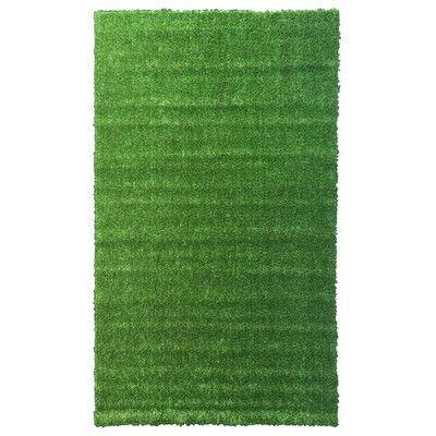 Best Ottomanson Garden Grass Green Turf Outdoor Carpet Indoor Outdoor Carpet Artificial Grass Carpet 400 x 300