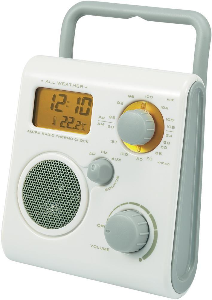 Renkforce D-R9005 Badkamerradio. Heeft deze een timer??