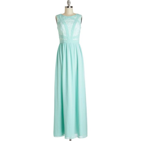Chi Chi London Pastel Long Sleeveless Maxi Magnificent to the Max-i ...