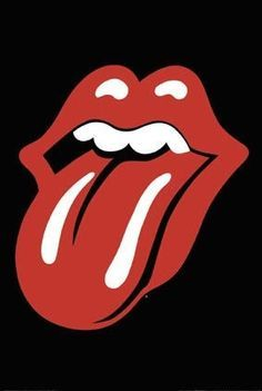 The Stones Rolling Stones Poster Rolling Stones Logo Rolling