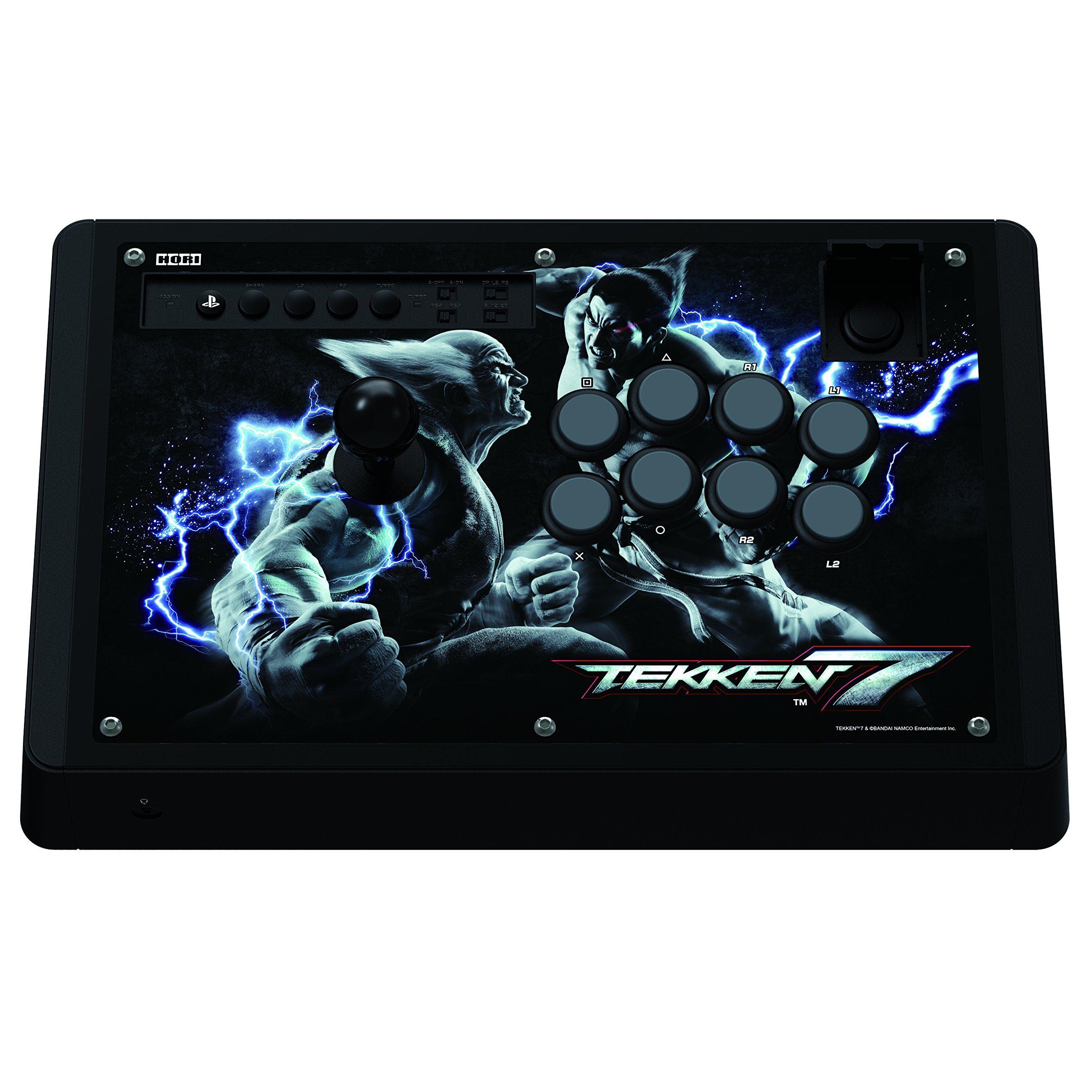 HORI Real Arcade Pro 4 Kai Tekken 7 Edition Fight Stick for