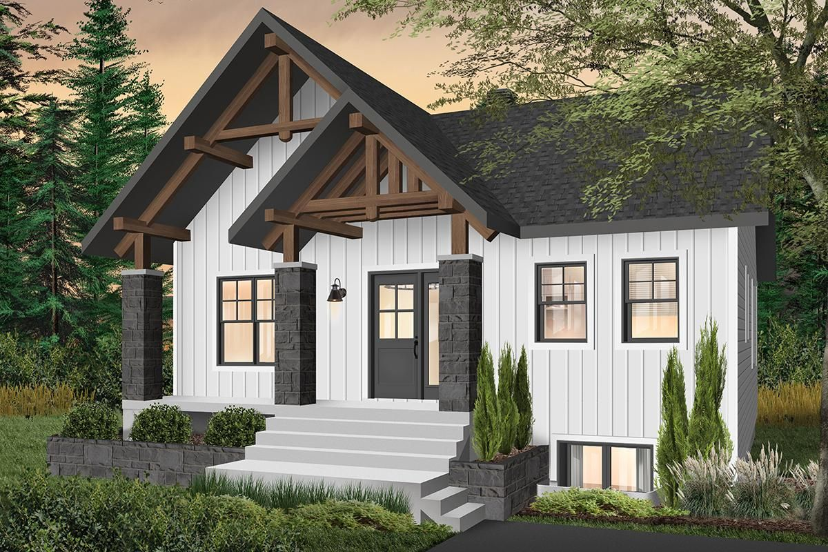 House Plan 034-01206 - Northwest Plan: 1,920 Square Feet ...