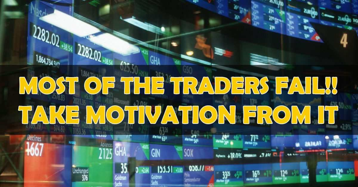 In order to win in trades, you must know how not to lose There are