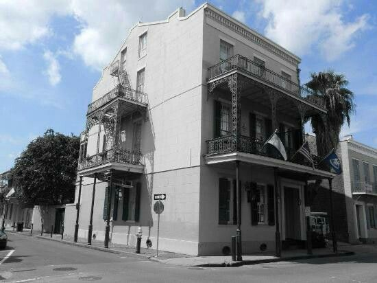 Lae Guest House New Orleans Louisiana Reported To Be Haunted