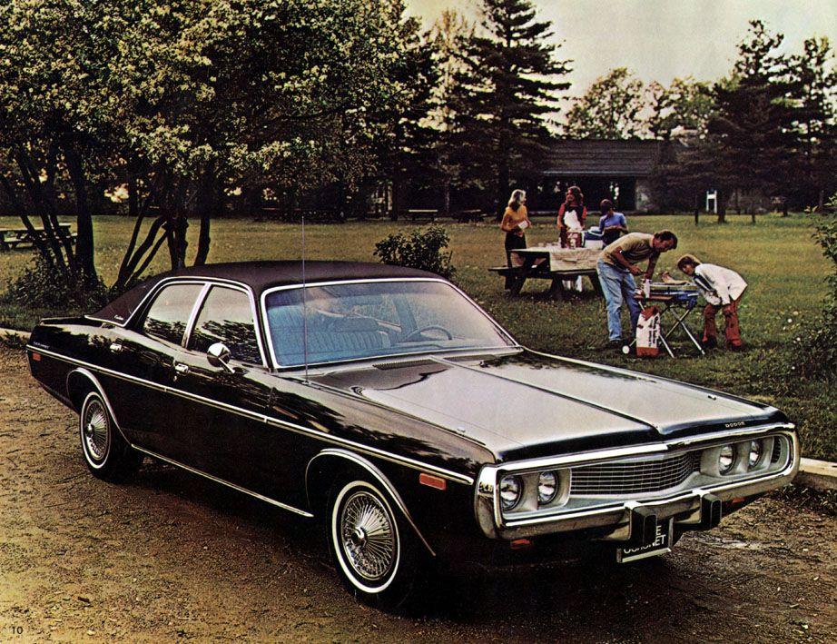 1973 Dodge Coronet Custom Four Door Sedan | Dodge: 1972 - 1979 ...