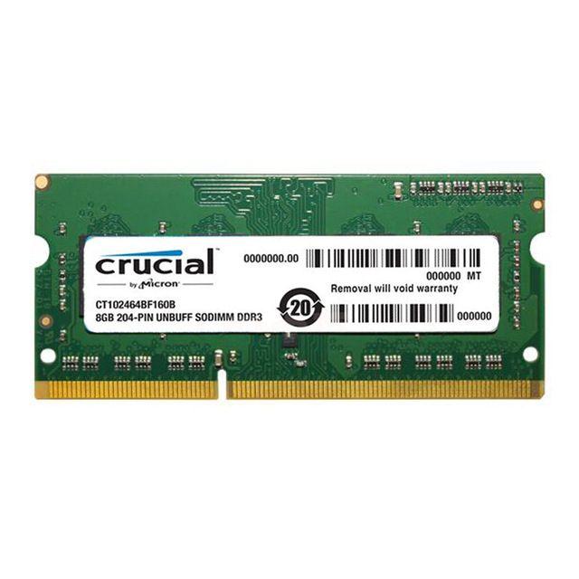 Crucial De Alta Qualidade Memoria Ram Laptop 1 35 V Ddr3l 1600 Mhz 8