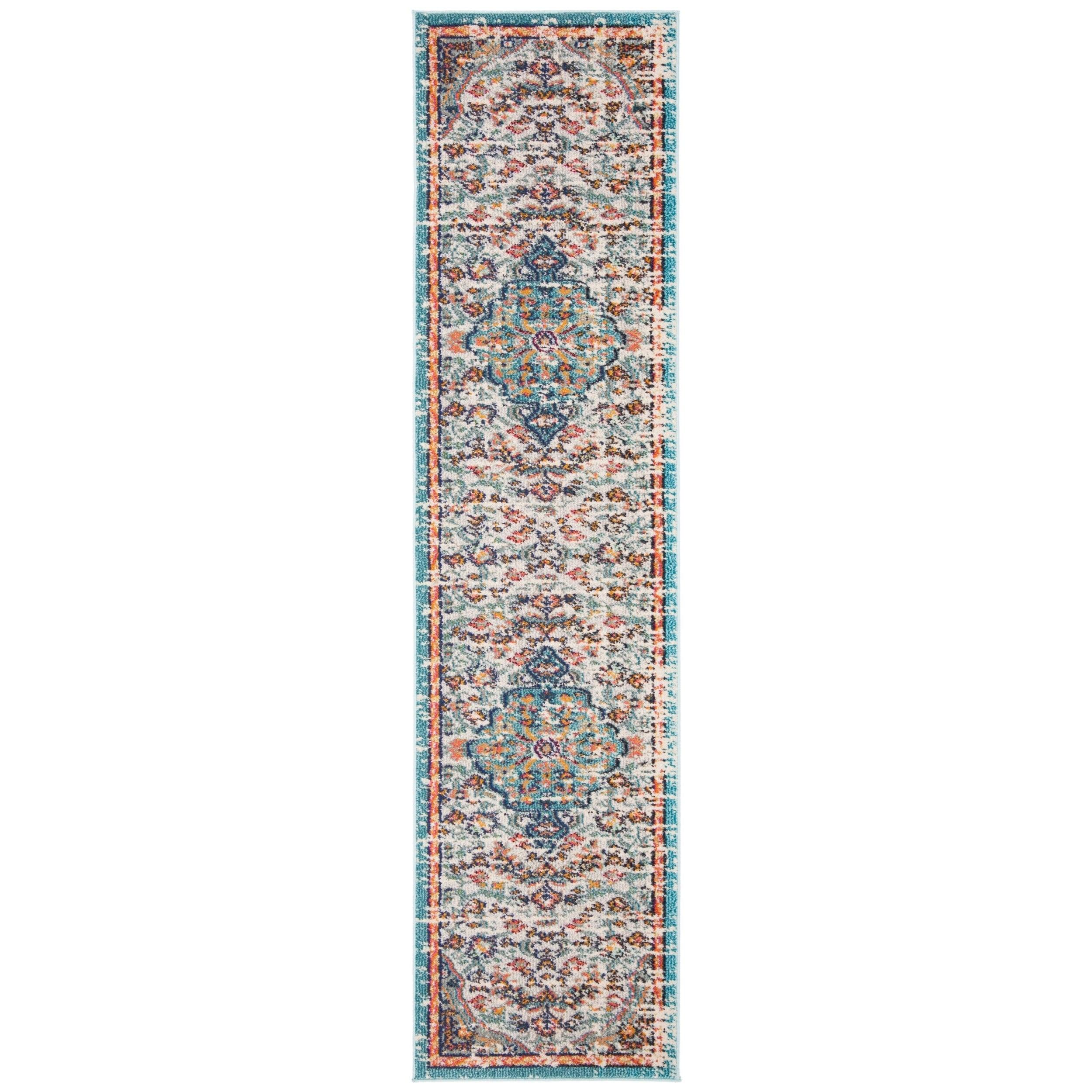 Safavieh Madison Sabire Vintage Oriental Rug 2 2 X 12 Runner