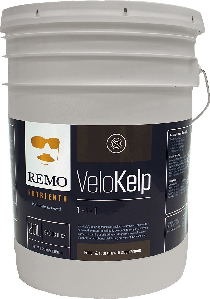 Photo of Remo VeloKelp Nutrient White 20 Liter