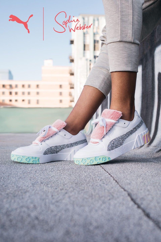 Sophia Webster x Puma Cali   Sneakers
