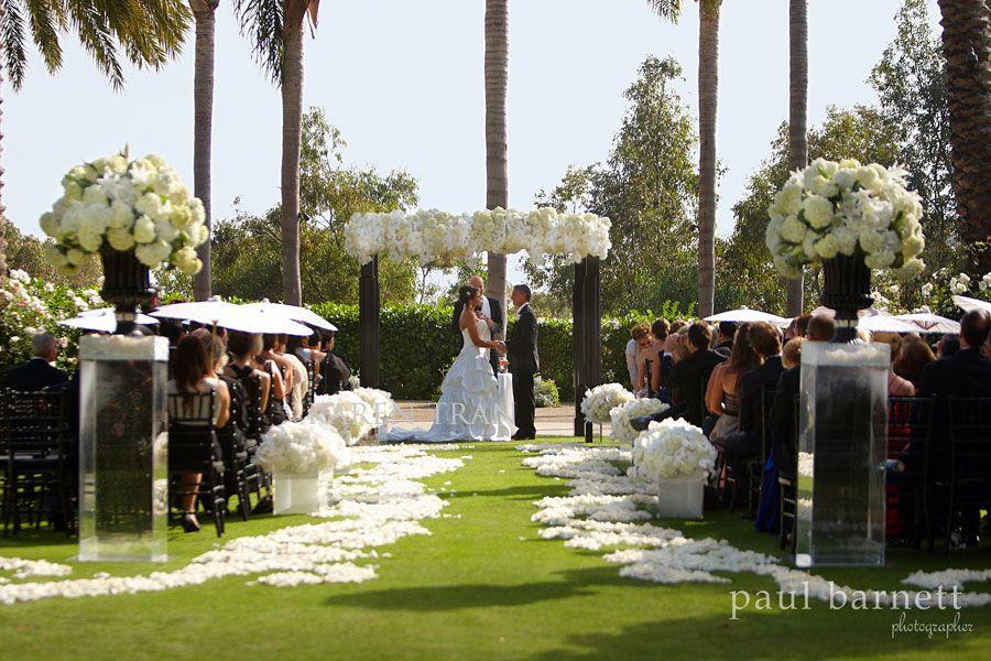 Glam And Modern Wedding At The Park Hyatt Linda Doug San Go