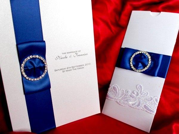 Royal Blue Wedding Ideas And Wedding Invitations Royal Blue Wedding Invitations Blue Themed Wedding Blue Wedding Invitations