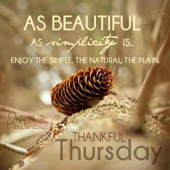 Thankful Thursday Quotes: Good Morning Thursday