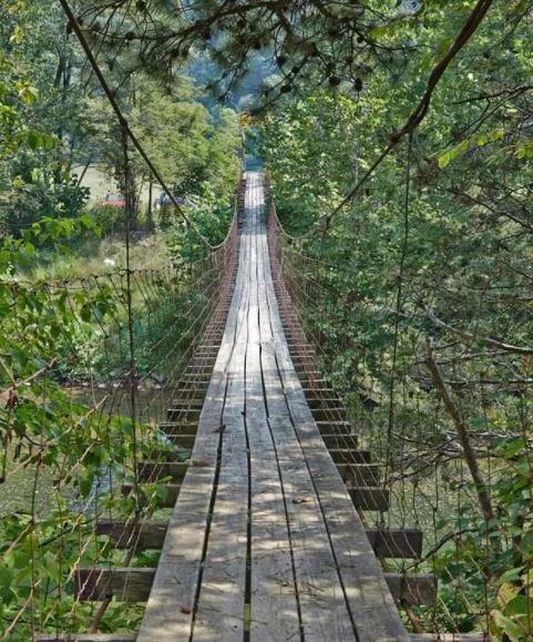 Watch your step crossing these historic West Virginia landmarks - We Heart WV #westvirginia