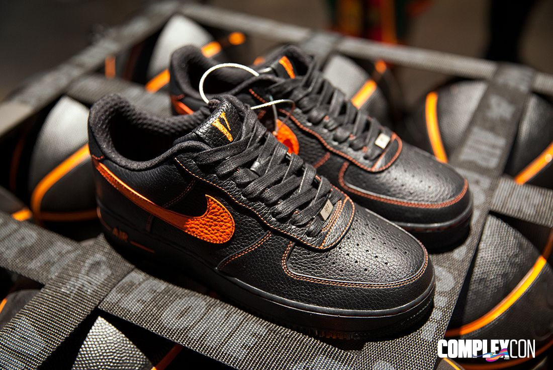 It Looks Like VLONE x Nike Air Force 1s Are Releasing Again