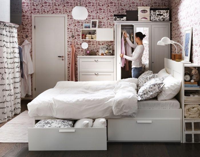 Pin By Rehab Gad On Bedrooms Bedroom Bedroom Storage Bedroom Decor