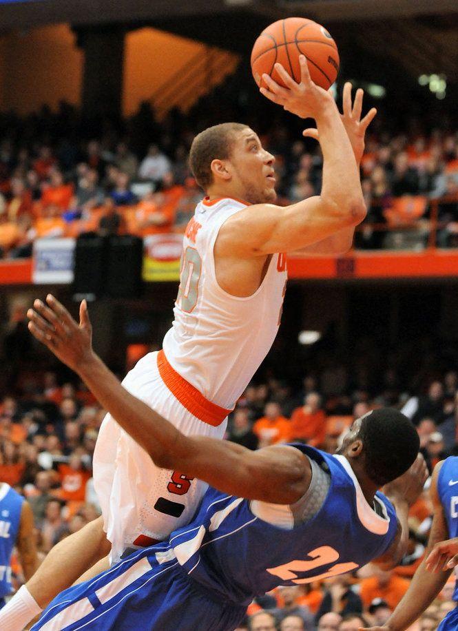 mens basketball hosts syracuse - 665×916