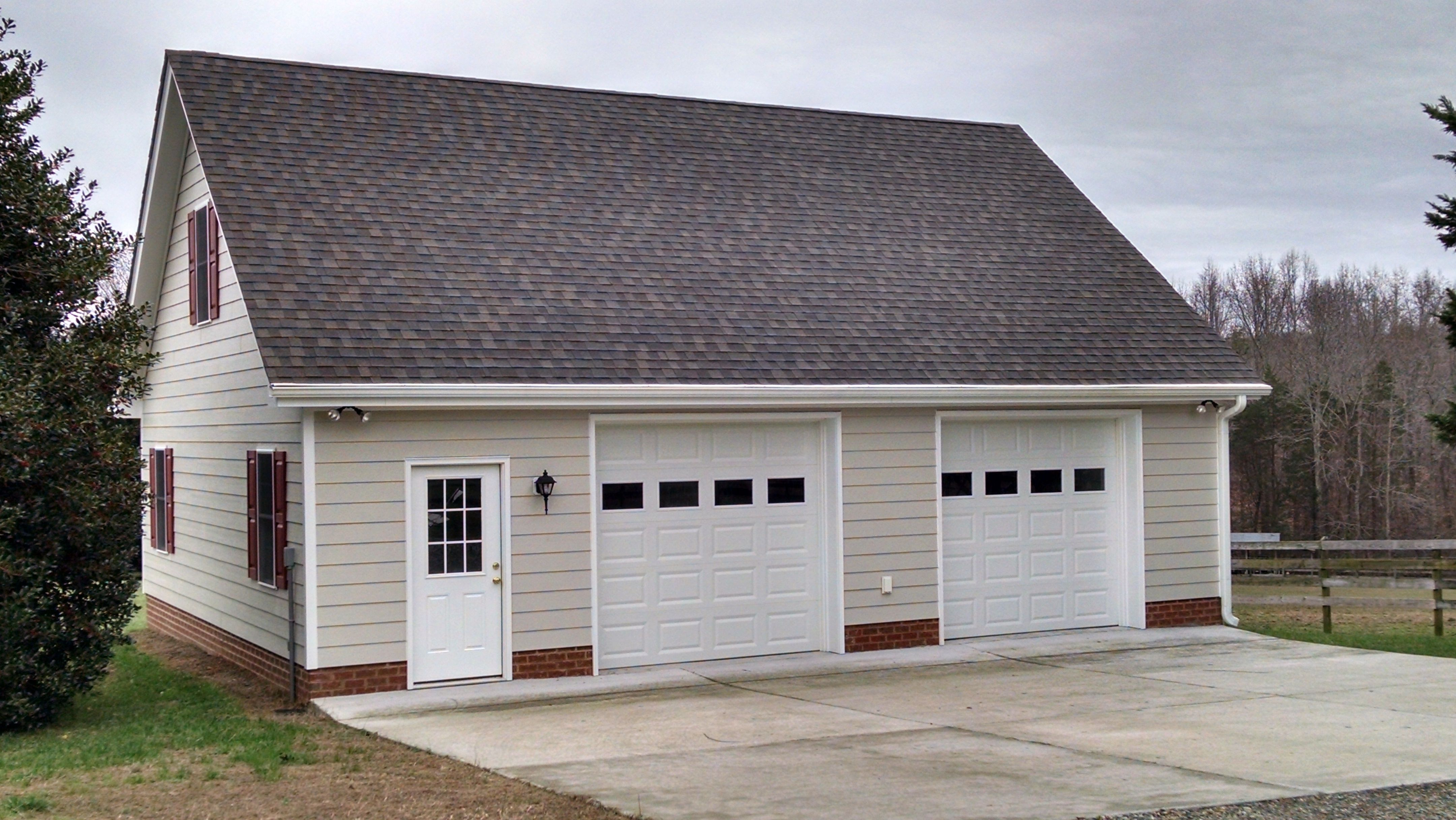 40 Best Detached Garage Model For Your Wonderful House Garage